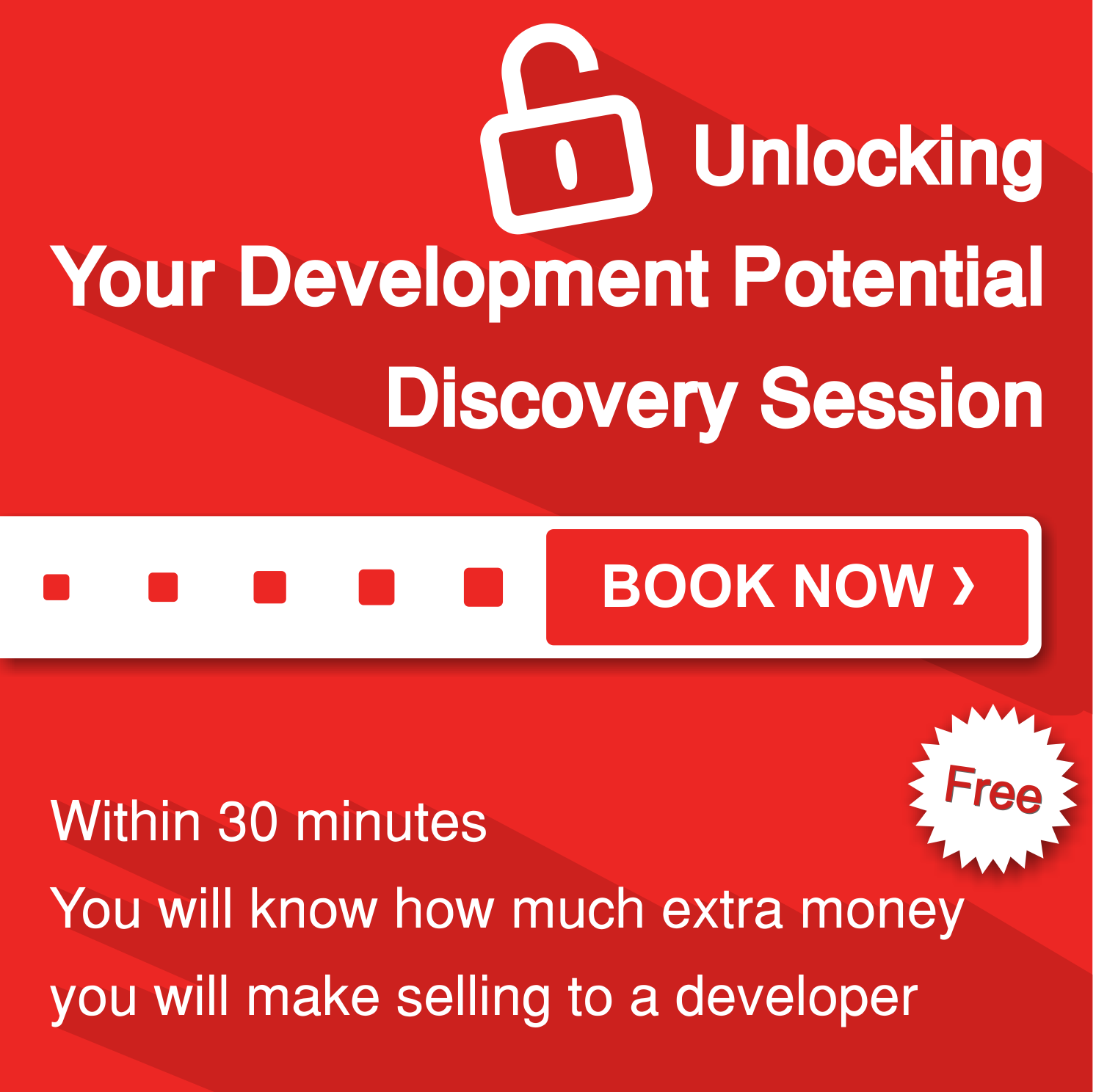 Unlocking Your Development Potential Discovery Session